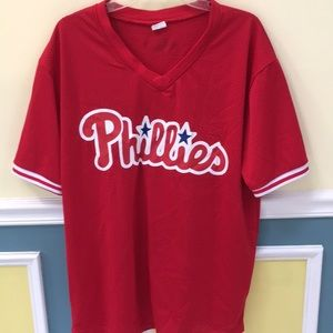 ⚾️Philadelphia Phillies Mesh Jersey